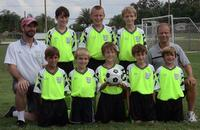 Soccer Team  - Fall 2007